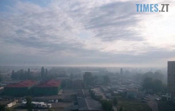 2414280 - У Житомирі найчистіше повітря в Україні, - дослідження
