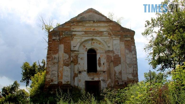 IMG 6026 777x437 - Проект ESCAPE: Будівля костелу, яку вже не відновити