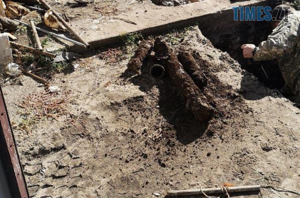 Screenshot 24 - У Житомирі на вул. Домбровського знайшли небезпечний боєприпас
