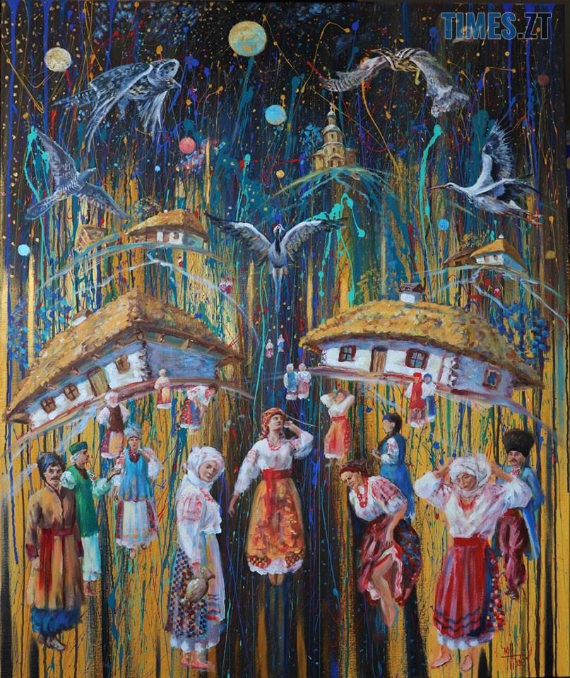 img1570522090 - Житомирян запрошують на виставку відомого українського художника