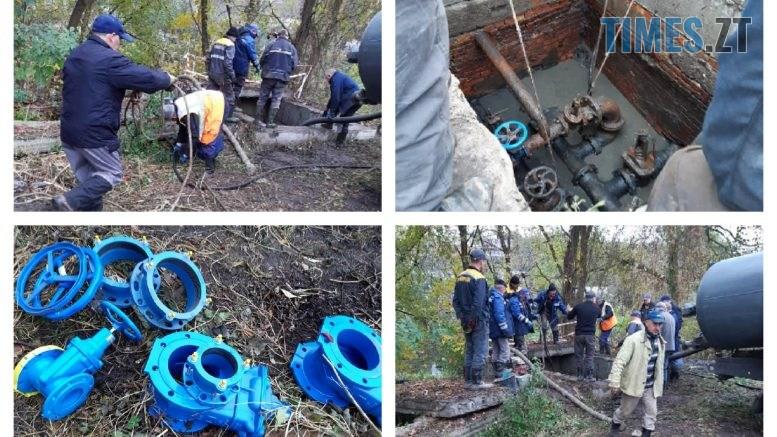 """img1570614105 2 777x437 - Корбутівка залишилася без води: КП """"Житомирводоканал"""" проводить масштабні роботи"""
