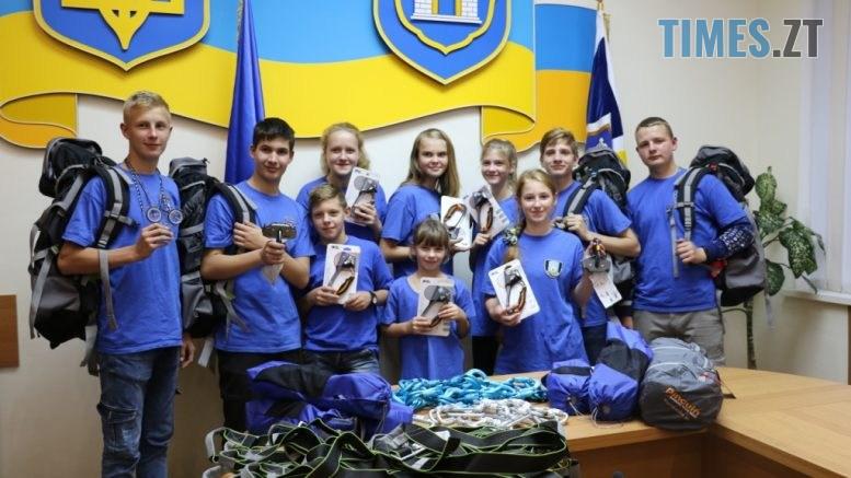 img1571408986 1 777x437 - Туристичний клуб з Житомирщини виграв грант від міського голови (ФОТО)