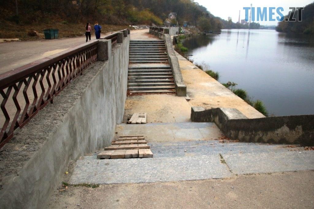 img1571665856 1024x683 - Житомир: у міськраді показали, як реконструюють набережну біля р. Тетерів (ФОТО)