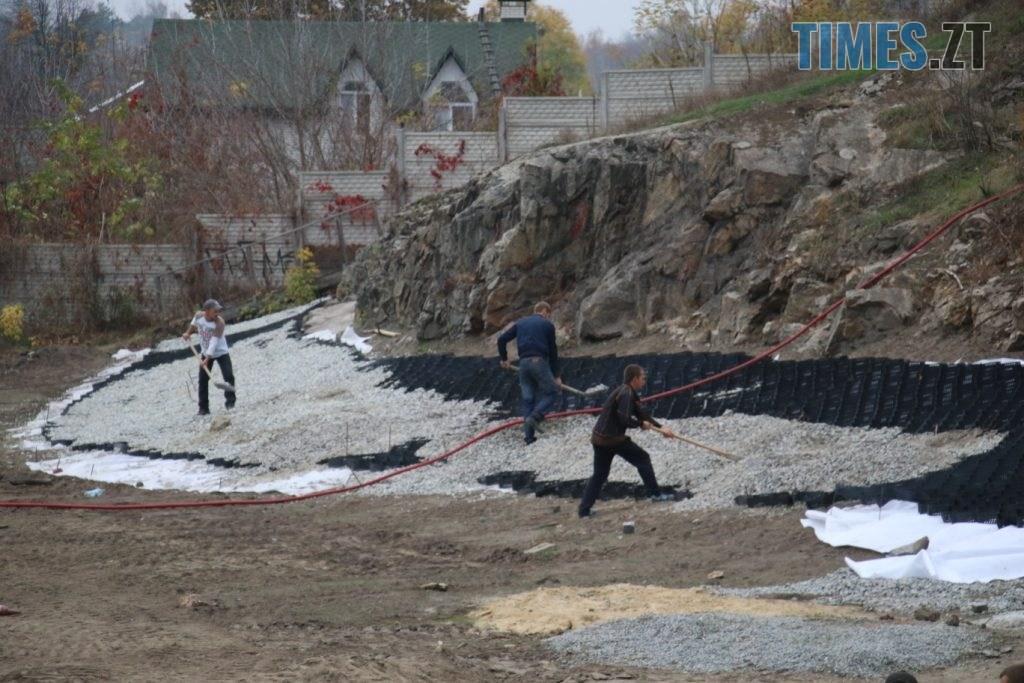 img1571665856 12 1024x683 - Житомир: у міськраді показали, як реконструюють набережну біля р. Тетерів (ФОТО)
