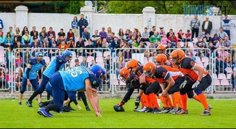 img1571738142 777x427 - Житомирян запрошують на відкрите тренування з американського футболу