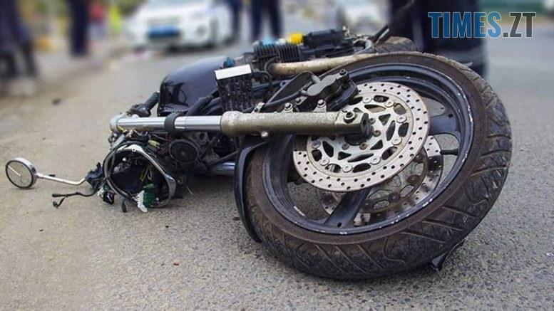 received 2632211326839390 777x437 - На Житомирщині нетверезий мотоцикліст злетів до кювету