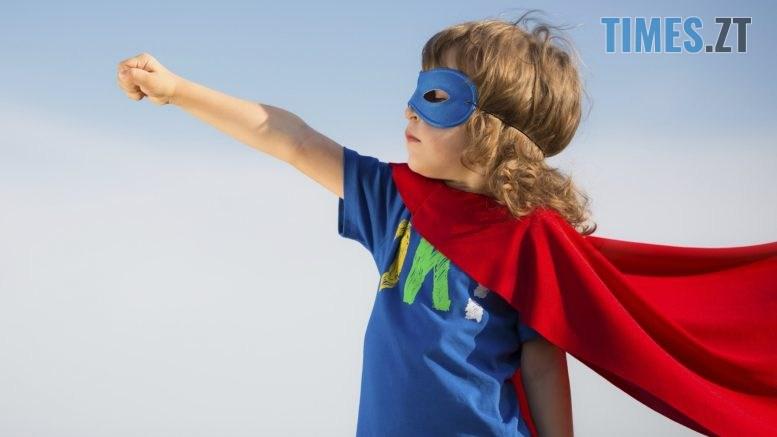 superman kid1 777x437 - Маленьких житомирян запрошують на свято супергероїв та кар'єристів