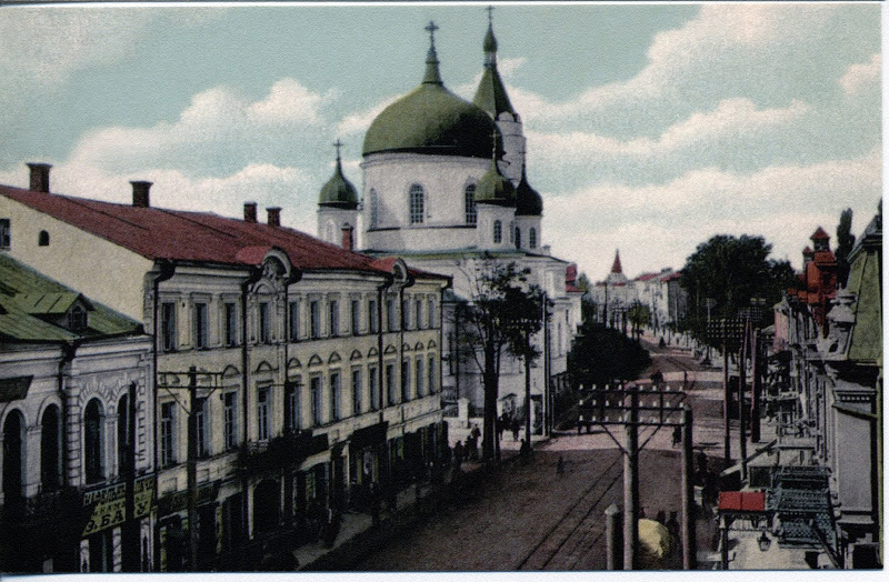 00003 - У Житомирі Михайлівський собор святкує своє 163-річчя