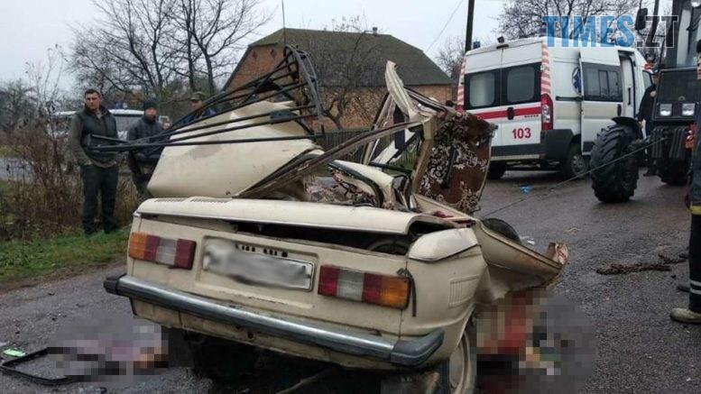 10.44.52 u 777x437 - У моторошній ДТП на Житомирщині загинуло двоє людей і дитина (ФОТО)