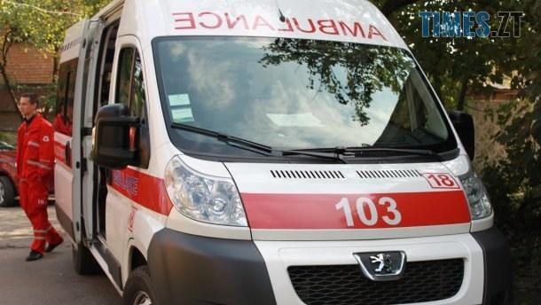 1108025 - На Житомирщині дитина потрапила до реанімації внаслідок наїзду гужової повозки