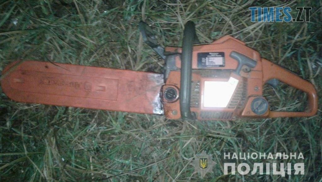 """2 1 1024x580 - На Житомирщині копи затримали трьох """"чорних"""" лісорубів"""