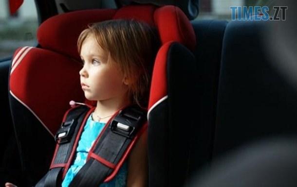2426616 - Президент затвердив штрафи за перевезення дітей без автокрісел