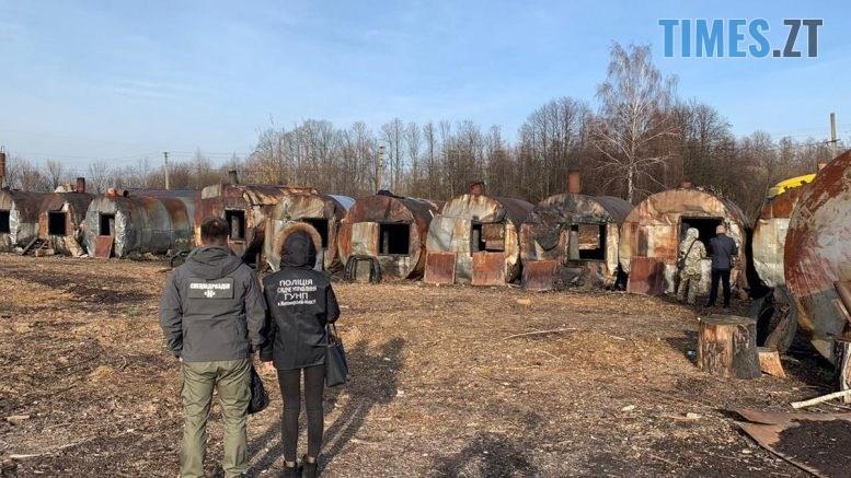 2 s 777x437 - Резонансне викриття: на Житомирщині викрили підприємство, яке розкрадало ліс для масштабного експорту (ФОТО)