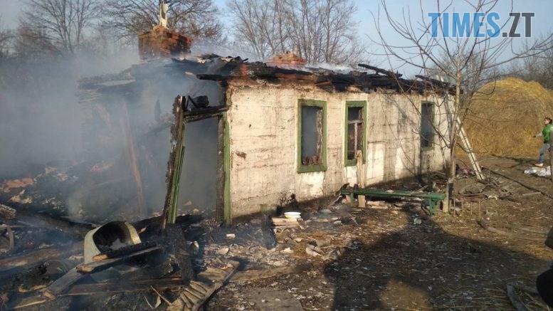 Pozhezha KHoroshiv r n ZHytomyr. obl. 12.11.19 777x437 - Розтопила піч та пішла до сусідів: на Житомирщині через необережність згорів ще один приватний будинок