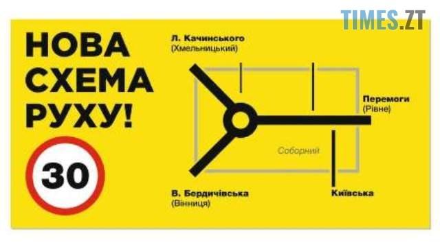 img1573046719 - До уваги водіїв: завтра у Житомирі перекриють рух на майдані Соборному