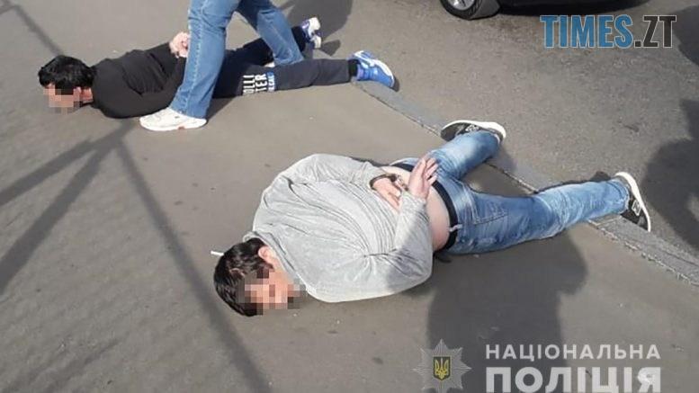 zatrym kyiv 777x437 - Блискуча спецоперація Житомирської поліції: в столиці затримали іноземців-гастролерів