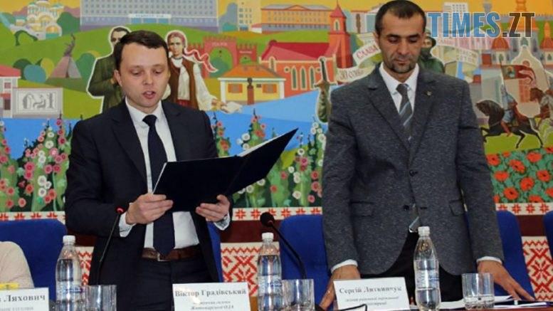 1 4 777x437 - Жителям Новоград-Волинського району представили нового голову РДА