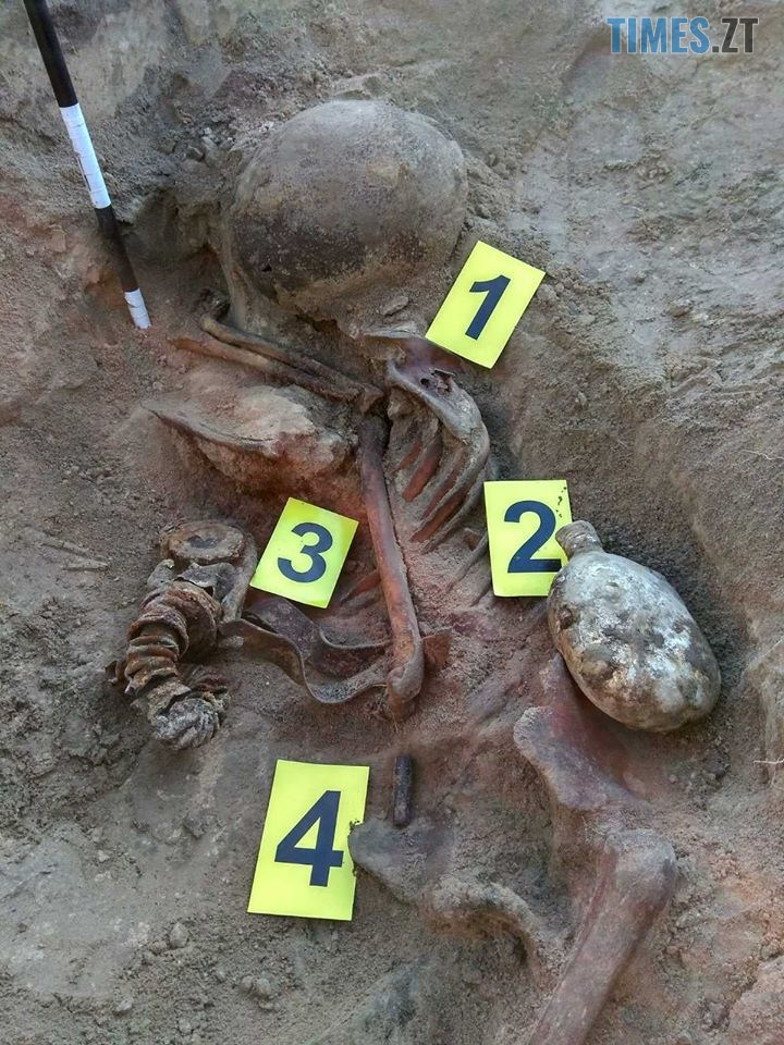 79346376 1345651488939563 1461096076793610240 o - На Житомирщині знайшли рештки 4-х солдат РСЧА (ФОТО)