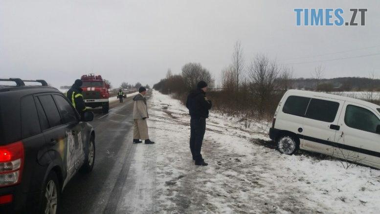 IMG 271e90d52bff4a85e5ea68e659273ea2 V 777x437 - Рятувальники Житомирської області вивільнили автомобіль зі снігового замету