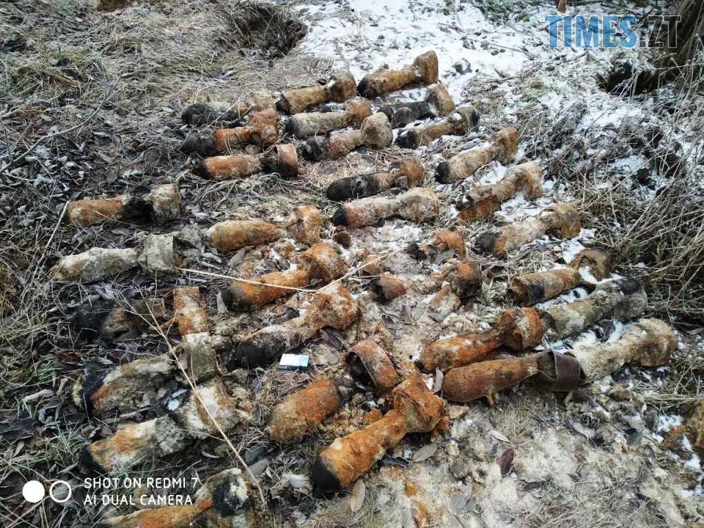 IMG 5021a17c34f314ef259af9583bccd4e0 V 1024x768 - У Бердичівському районі виявили 36 боєприпасів часів Другої світової (ФОТО)