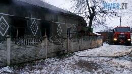 IMG 2593 1 260x146 - Вогнеборці з Овруча врятували чоловіка, який знепритомнів у палаючому будинку