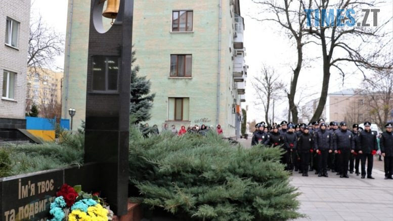 img1576227373 777x437 - Як у Житомирі вшановували пам'ять ліквідаторів аварії у Чорнобилі (ФОТО)