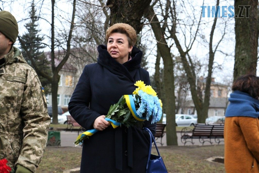 img1576227385 0 1024x683 - Як у Житомирі вшановували пам'ять ліквідаторів аварії у Чорнобилі (ФОТО)