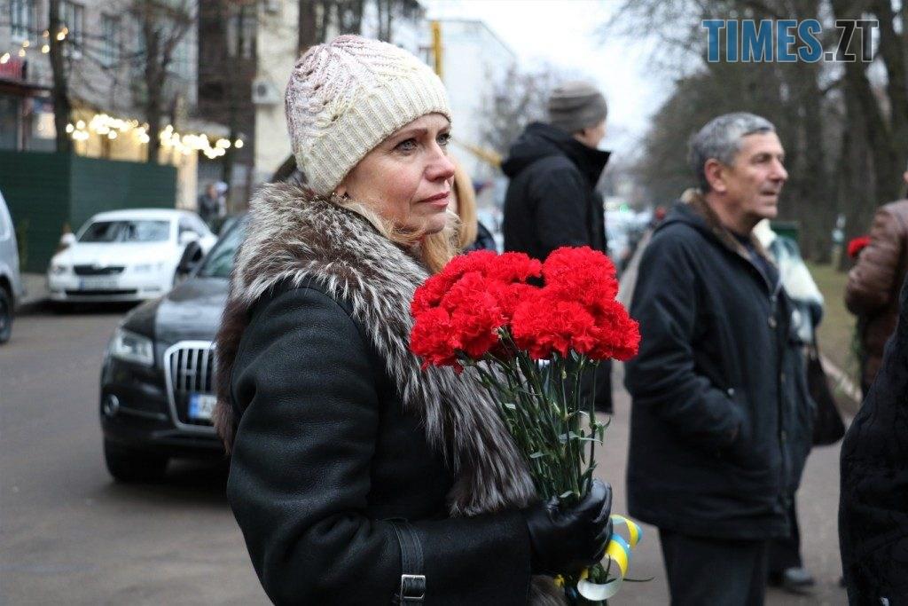 img1576227385 1 1024x683 - Як у Житомирі вшановували пам'ять ліквідаторів аварії у Чорнобилі (ФОТО)