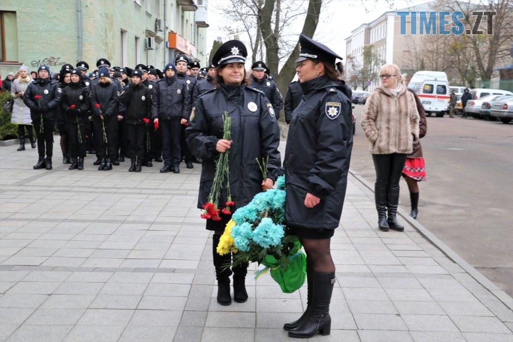 img1576227385 15 1024x683 - Як у Житомирі вшановували пам'ять ліквідаторів аварії у Чорнобилі (ФОТО)