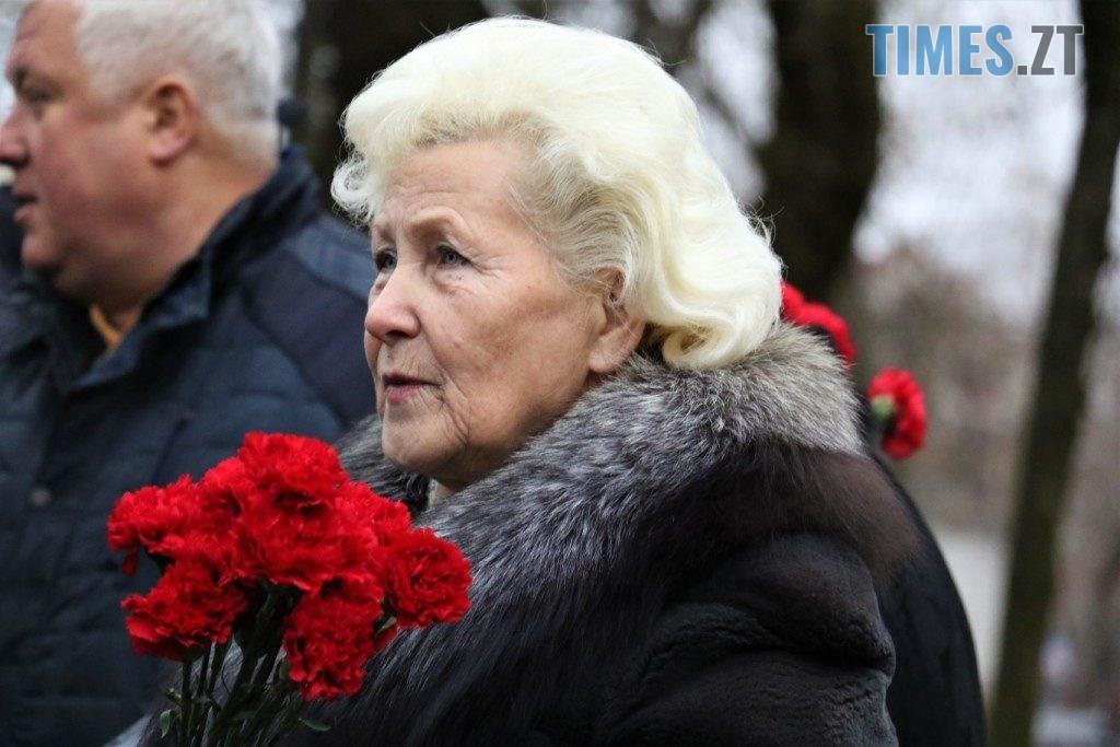 img1576227385 3 1024x683 - Як у Житомирі вшановували пам'ять ліквідаторів аварії у Чорнобилі (ФОТО)