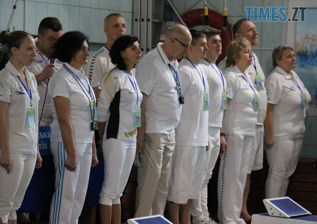 img1576232507 1024x725 - Рекордна кількість учасників приїхала до Житомира, аби прийняти участь у ювілейному турнірі з плавання (ФОТО)