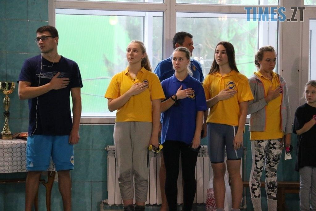 img1576232507 0 1024x683 - Рекордна кількість учасників приїхала до Житомира, аби прийняти участь у ювілейному турнірі з плавання (ФОТО)