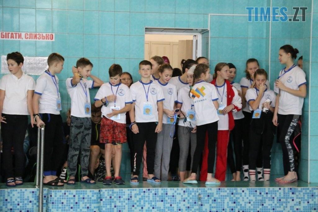 img1576232507 4 1024x683 - Рекордна кількість учасників приїхала до Житомира, аби прийняти участь у ювілейному турнірі з плавання (ФОТО)