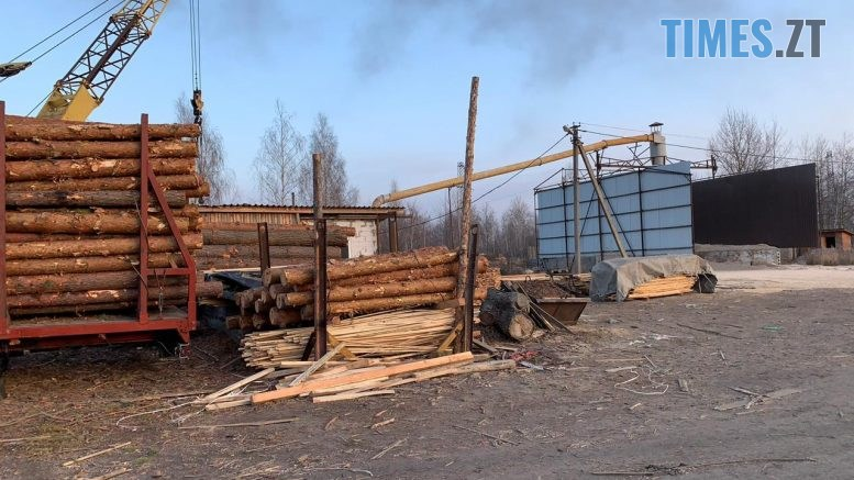 index3 777x437 - На лісопереробних підприємствах Коростенщини тривають обшуки: правоохоронці перевіряють факт переправки деревини за кордон