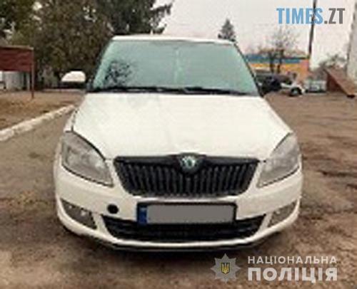 mashyna    - На Житомирщині затримали гастролерів-крадіїв