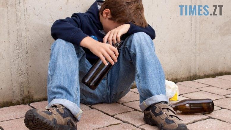10050 1 777x437 - У Житомирі школярі понапивалися до напівтями та потрапили до лікарень, наймолодшому - 12 років