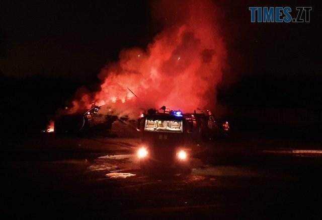 """20200120 012639 640x437 - """"Божий промисел"""" чи небезпечна конкуренція? Уночі під Житомиром трапилася масштабна пожежа (ФОТО/ВІДЕО)"""