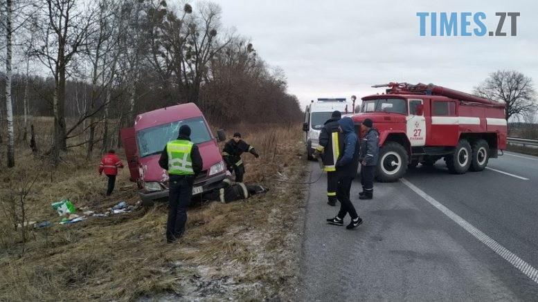 5e1c805480b76 original w859 h569 777x437 - На Житомирщині перекинувся автобус із пасажирами, є травмовані та загибла