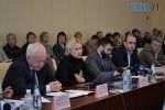DSC 0018 150x100 - Т.в.о голови Національної служби здоров'я України Оксана Мовчан насмішила житомирських чиновників «безкоштовною» медициною