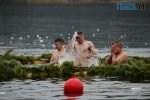DSC 0072 150x100 - Святкування Водохреща у Житомирі: купання, розваги та смачна їжа (ФОТО)
