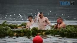DSC 0072 260x146 - Святкування Водохреща у Житомирі: купання, розваги та смачна їжа (ФОТО)