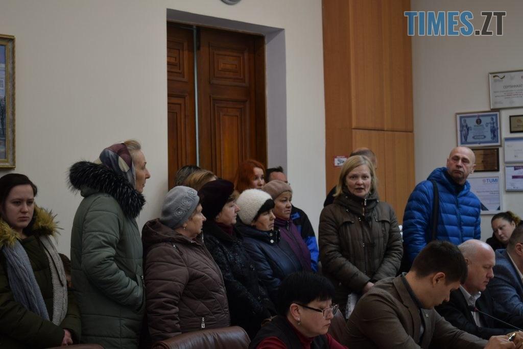 DSC 0258 1024x684 - У Житомирі продовжується боротьба проти будівництва АЗС: протестувальники  прийшли скандалити на засідання виконавчого комітету (ВІДЕО)