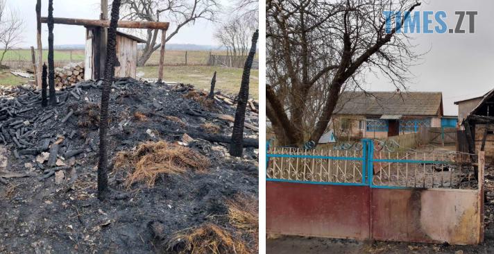 Screenshot 2 8 - В одному з приватних домоволодінь Баранівського району трапилася жахлива пожежа