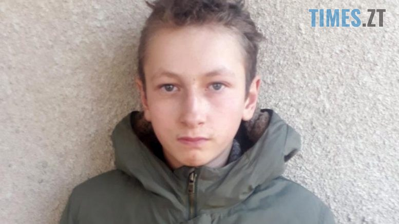 vasyliuk2020 777x437 - Зникла дитина! На Житомирщині розшукують   учня 9 класу