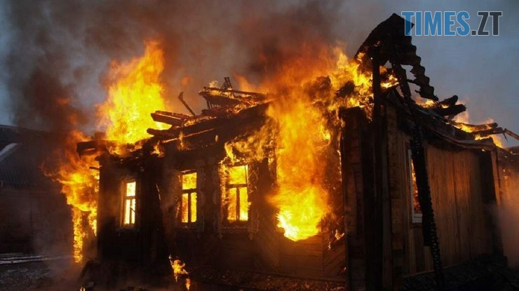 1 main v1568710021 - Смертельні ревнощі: на Житомирщині екс-коханець спалив будинок співмешканки