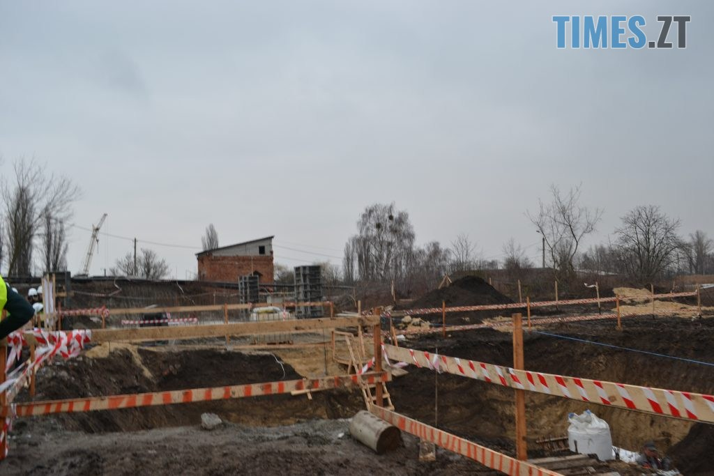 DSC 0006 1024x683 - КП «Житомирводоканал» похвалився будівництвом нових очисних каналізаційних споруд (ФОТО)