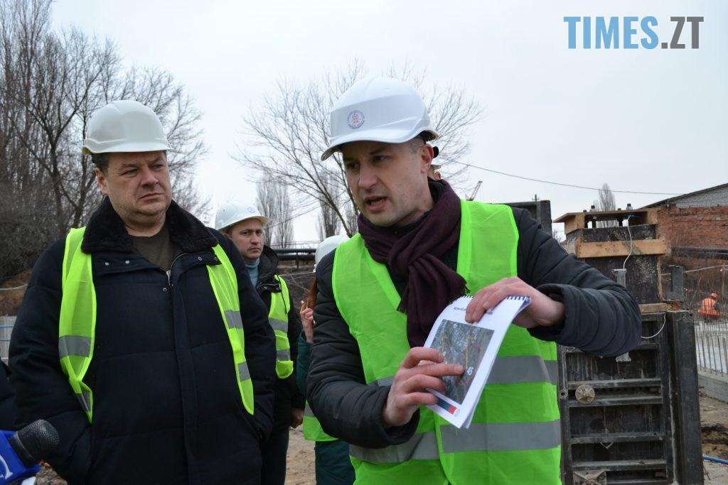 DSC 0013 1 1024x683 - КП «Житомирводоканал» похвалився будівництвом нових очисних каналізаційних споруд (ФОТО)