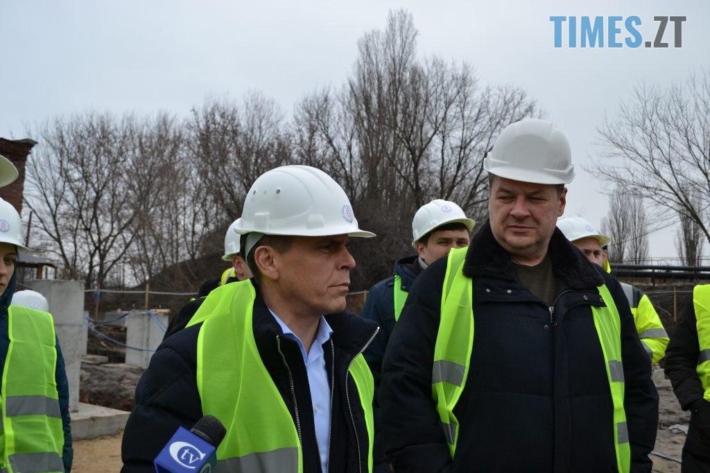 DSC 0016 1 1024x683 - КП «Житомирводоканал» похвалився будівництвом нових очисних каналізаційних споруд (ФОТО)