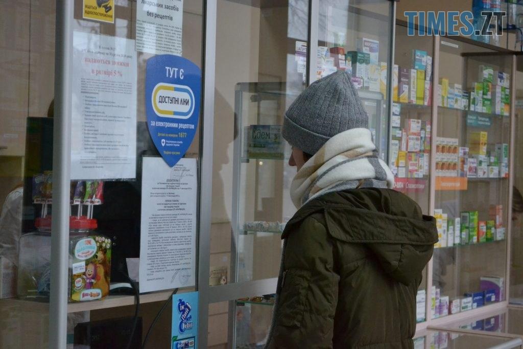 DSC 0019 1 1024x683 - Житомиряни скупили в аптеках усі маски і запитують препарати від коронавірусу