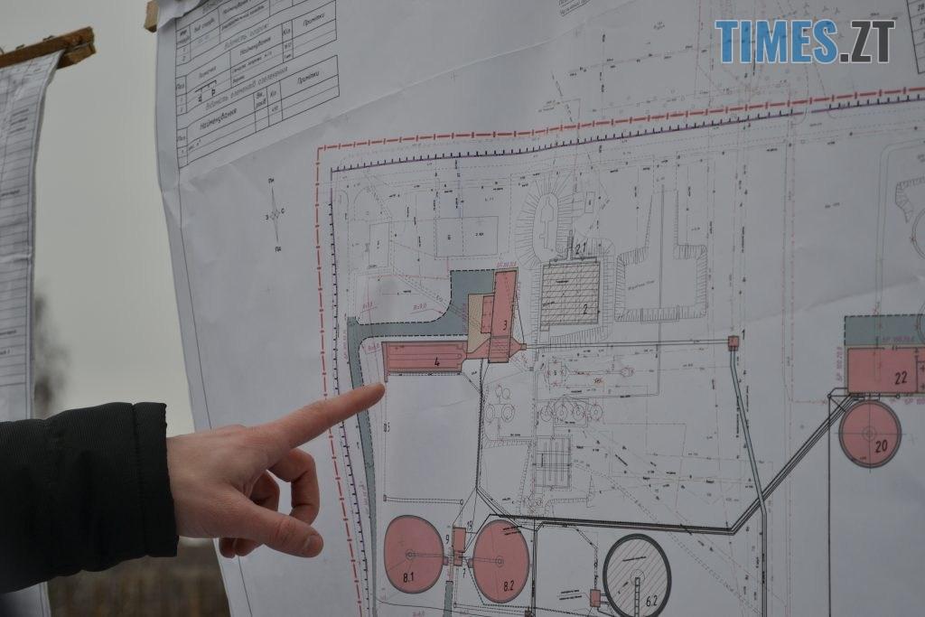 DSC 0019 1024x683 - КП «Житомирводоканал» похвалився будівництвом нових очисних каналізаційних споруд (ФОТО)